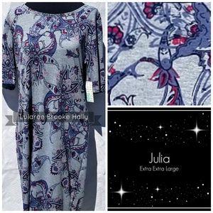 LuLaRoe Julia 2XL